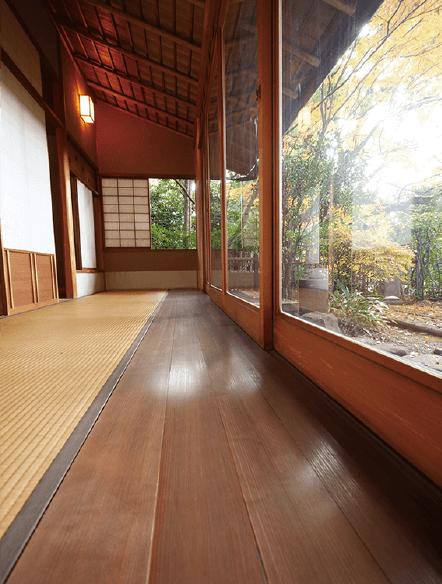武蔵塚公園 茶室01