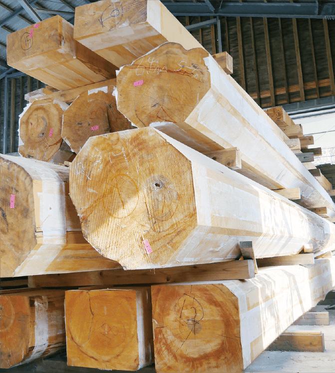 南郷檜 木材